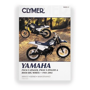 Clymer Manual Yamaha PW50 / PW80 Y-ZINGER /BW80 Big Wheel