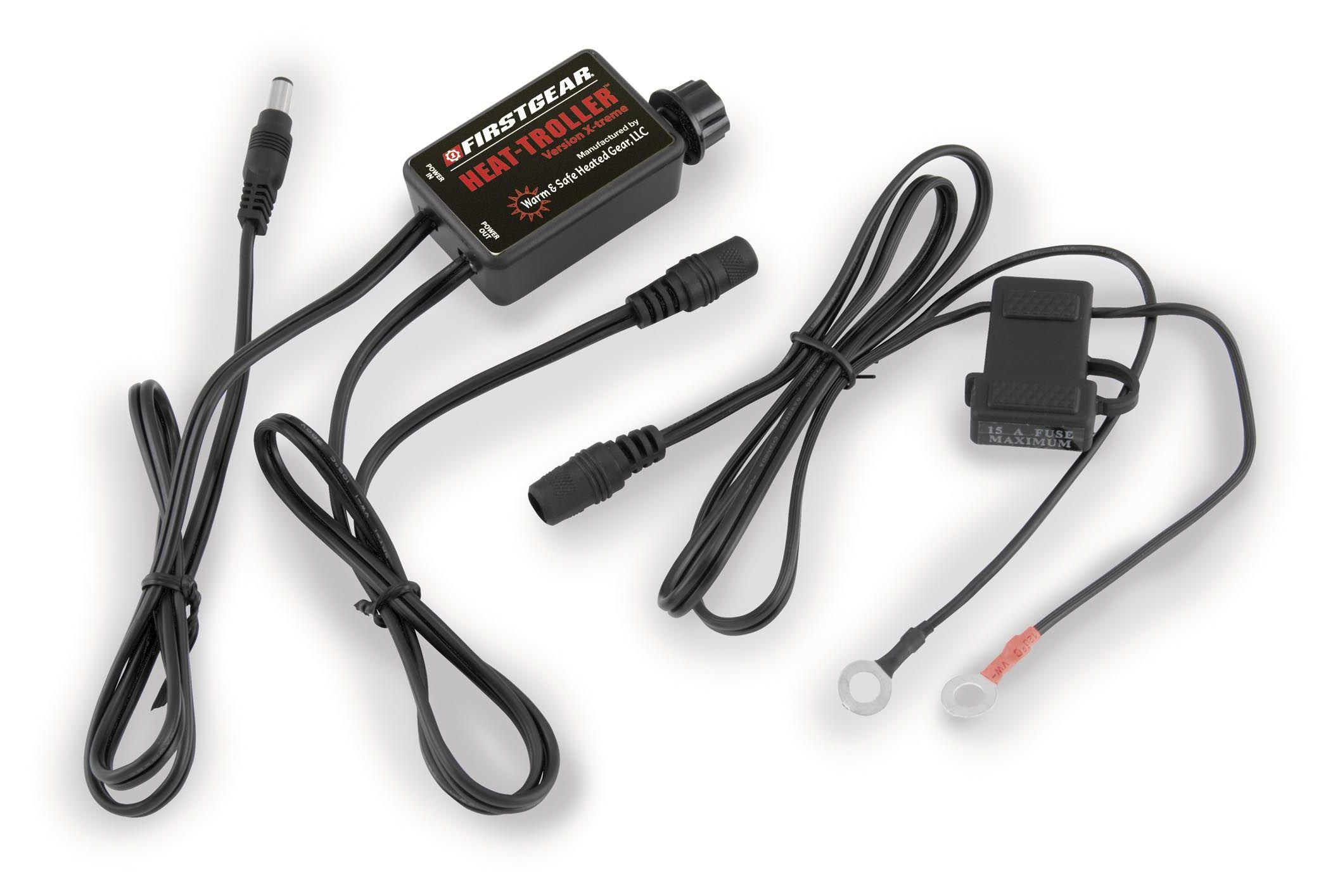 40d285f002 Firstgear Single Portable Heat-Troller - RevZilla