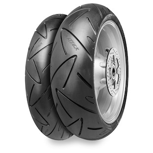Continental Road Attack Dual Sport Radial Tire