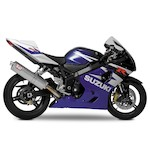 Yoshimura TRS Street Bolt-On Exhaust Suzuki GSXR 750 / GSXR 600 2004-2005