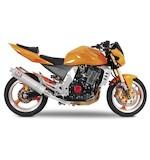 Yoshimura TRS Slip-On Exhaust Kawasaki Z1000 2003-2006