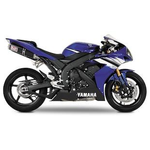 Yoshimura TRS Slip-On Exhaust - Yamaha YZFR1 2002-2003