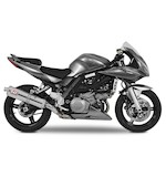 Yoshimura TRS Dual Bolt-On Exhaust Suzuki SV1000 / S 2003
