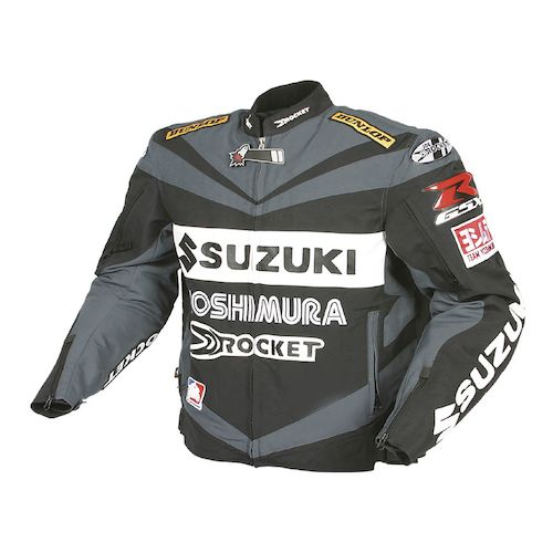 Joe Rocket Suzuki Gsxr Textile Jacket