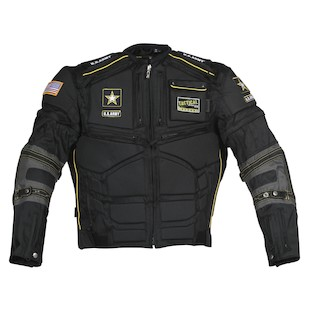 Joe Rocket Army Flak Jacket