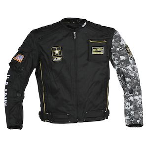 Joe Rocket Army Camo Alpha Jacket