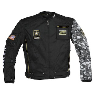 Joe Rocket Army Camo Alpha Jacket