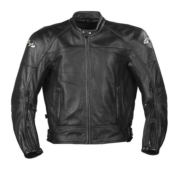 Joe Rocket Sonic 2.0 Perforated Leather Jacket - RevZilla