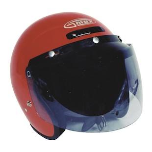 GMax GM2 3-Snap Flip-up Face Shield
