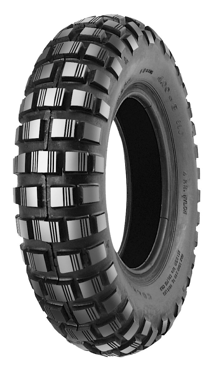Shinko 421 Off Road Scooter Tires 24 6 95 Off