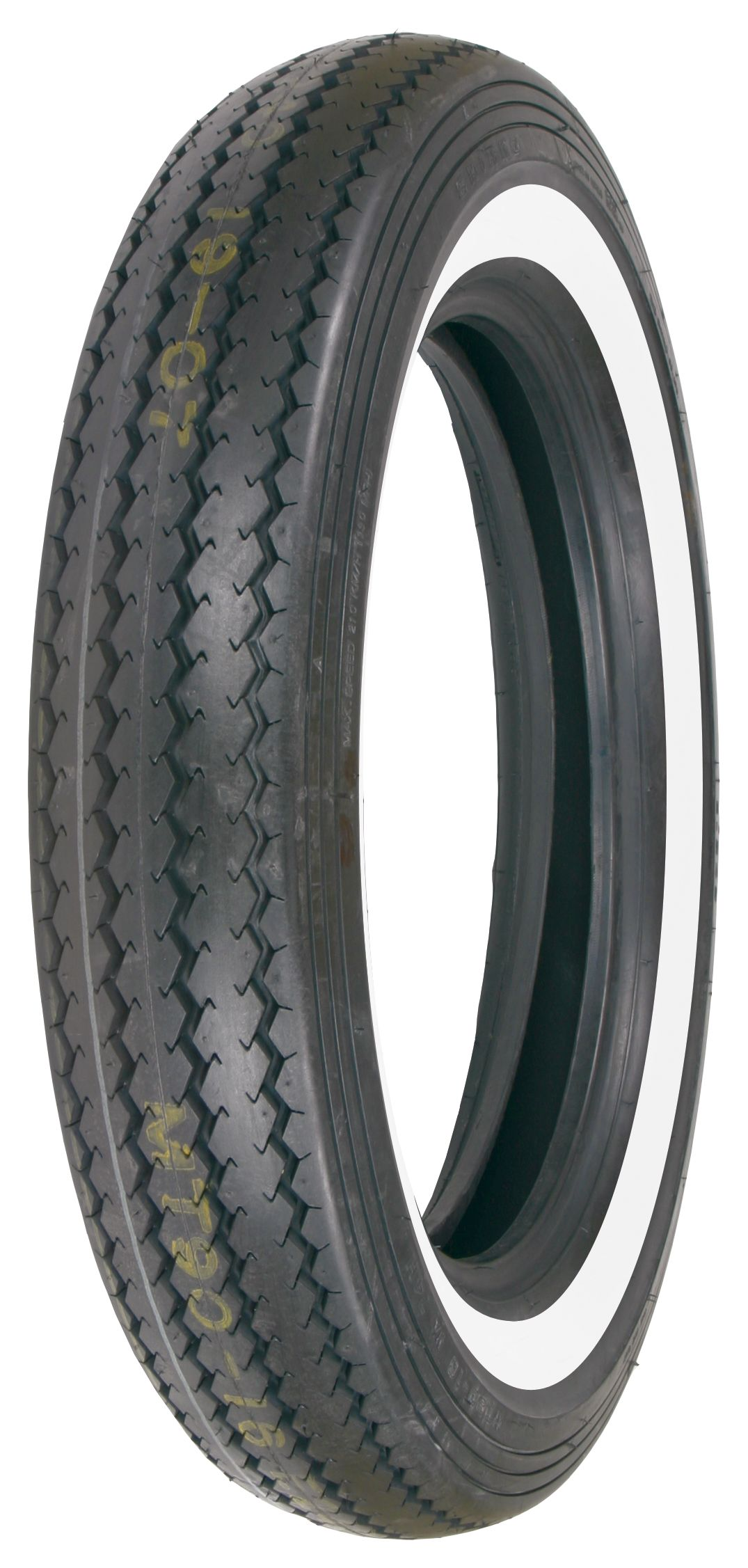 Vintage Whitewall Tires 68