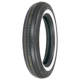 Shinko 240 Classic White Wall Tires