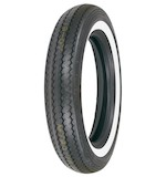 Shinko 240 Classic White Wall Tires