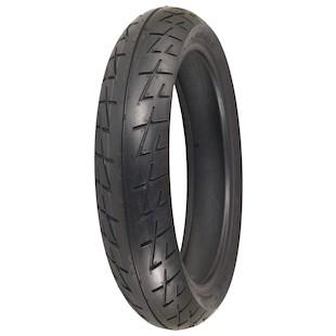 Shinko 009 Raven Front Tires