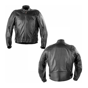 Power Trip Powerglide Leather Jacket