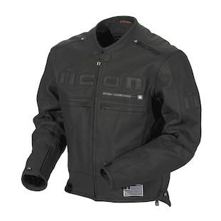 Icon Motorhead Leather Jacket