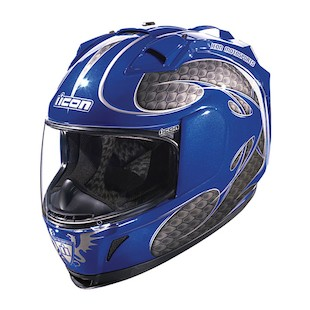 Icon Domain 2 Serpecant Helmet