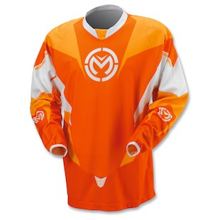 Moose XCR Jersey (Color: Orange / Size: 2XL)
