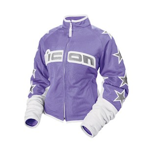 Icon Women's Hooligan 54 Mesh Jacket