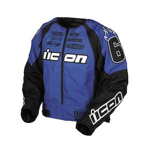 Icon Team Merc Stage 2 Jacket