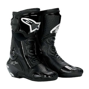 Alpinestars S-MX Plus Vented Boots (Size 40)
