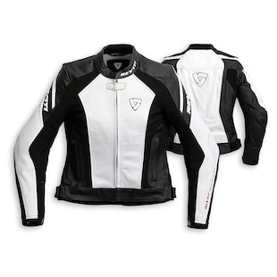 REV'IT! Women's Silica Leather Jacket