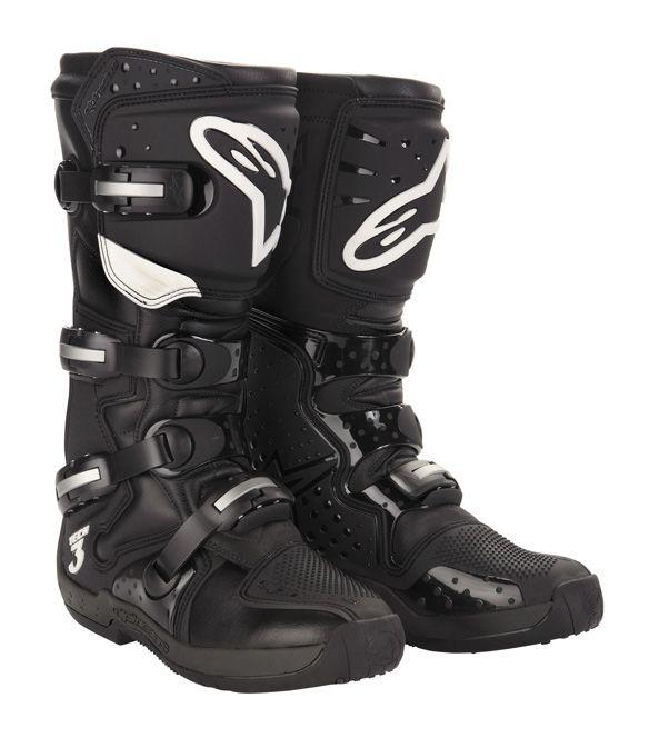 Alpine Motorcycle Gear >> Alpinestars Tech 3 Boots - RevZilla
