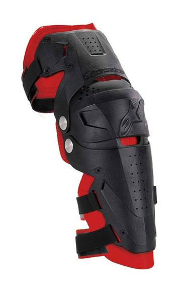 Best Snow Tires >> Alpinestars Bionic SX Knee Guard - RevZilla