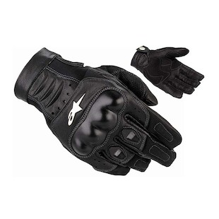 Alpinestars Alloy Gloves (Size SM Only)