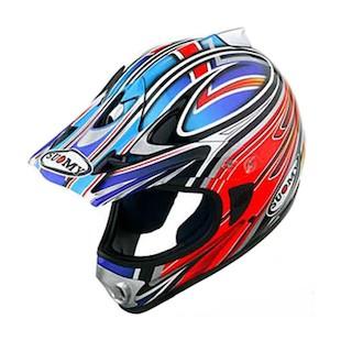 Suomy Spectre Helmet (Color: Black Diamond / Size: MD)