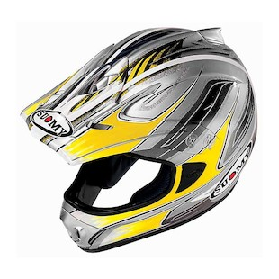 Suomy Spectre Helmet (Color: Canary / Size: XL)
