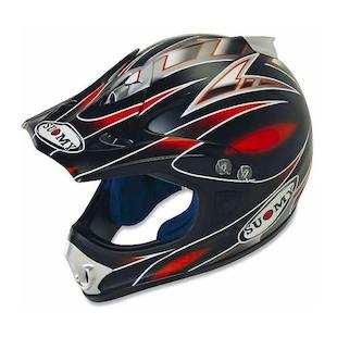 Suomy Spectre Helmet (Color: Matte Orange / Size: XL)