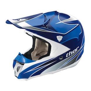 Thor Force Helmet (Color: Blue / Size: XS)