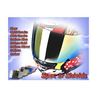 Suomy Spec-1R Face Shields