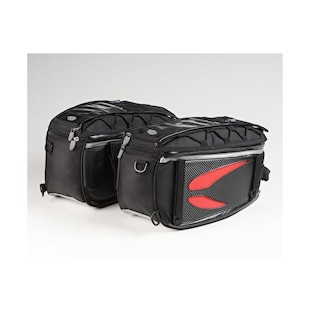 Dowco Fastrax Sport / Adventure Saddlebag Set