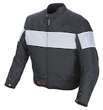 Power Trip Jet Black II Textile Jacket