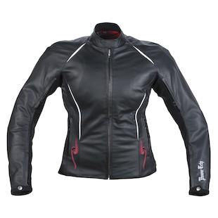 Power Trip Women's Harlow Leather Jacket