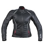 Power Trip Women's Harlow Leather Jacket