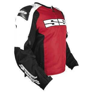 Speed and Strength Twist of Fate Jacket (Red/Black/White XL only)