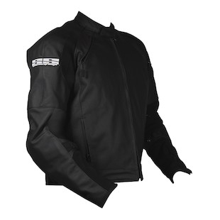Speed Strength Moment of Truth Leather Jacket
