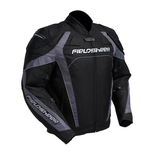 Fieldsheer Congo Sport Jacket Black Gun Metal zoom