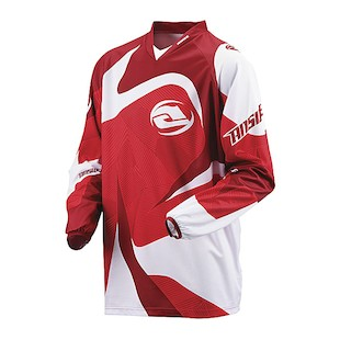 Answer Ion Jersey (Color: Red / Size: MD)