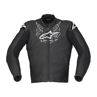 Alpinestars Vector Perforated Leather Jacket