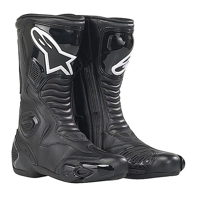 Alpine Motorcycle Gear >> Alpinestars S-MX 5 Boots - RevZilla