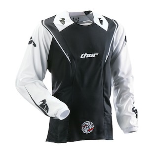 Thor Core Jersey (Color: Black / Size: XL)