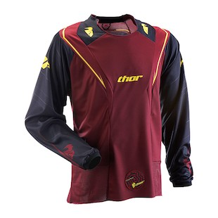 Thor Core Jersey (Color: Maroon / Size: XL)