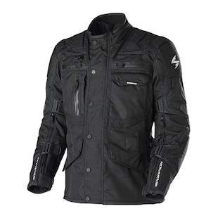 Scorpion XDR Commander Jacket Black detail?1235171019