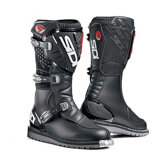 SIDI Discovery Rain Boots - RevZilla
