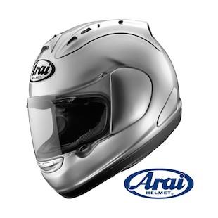 Arai Corsair V Aluminum Silver Helmet