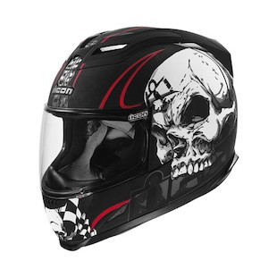 Icon Airframe Victory Death or Glory Helmet